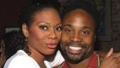 Chicago Michael Hall Party - Stephanie Pope - Billy Porter