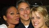Chicago Michael Hall Party - Stephanie Pope - Rob Fisher - Amy Spanger