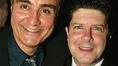 Tom Mardirosian and Michael McGrath, who play backstabbing Broadway producers in The Butter and Egg Man.