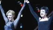 Charlotte d'Amboise and Caroline O'Connor make for a fab new Chicago duo.
