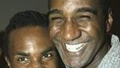 "Stanley Wayne Mathis and Norm Lewis sang ""This Is the Life"" from Golden Boy."