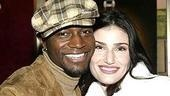 Chicago Movie Premiere - Taye Diggs - Idina Menzel