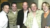 Violet stars Norbert Leo Butz, Michael Park, Stephen Lee Anderson, Bill Buell and Luther Creek.