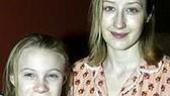 Allison Fischer played Young Vi to Lauren Ward's Violet.
