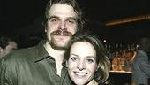 David Harbour and Jessalyn Gilsig appear in Fifth of July.