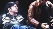 Denis O'Hare & Daniel Sunjata inTake Me Out