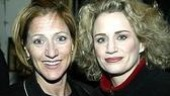 Dame participants Edie Falco and Cady Huffman (The Producers).