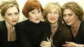 Enchanted April Meet & Greet - Dagmara Dominczyk - Molly Ringwald - Jayne Atkinson - Elizabeth Ashley