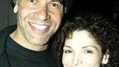 Man of La Mancha costars Brian Stokes Mitchell andMary Elizabeth Mastrantonio.
