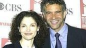 Man of La Mancha nominees Mary Elizabeth Mastrantonio and Brian Stokes Mitchell.
