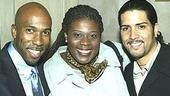 The Look of Love stars Eric Jordan Young,Capathia Jenkins and Kevin Ceballo.