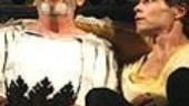 Richard Easton& Michael Hayden in Henry IV