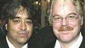Stephen Adly Guirgis& Philip Seymour Hoffman