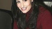 Wicked CD Signing - Idina Menzel