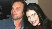 Wicked CD Signing - Norbert Leo Butz - Idina Menzel