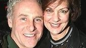 Gypsy&amp;#39;s John Dossett with wife Michele Pawk, Cabaret&amp;#39;s first Fraulein Kost.