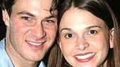 Matt Bogart and Sutton Foster.