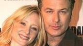 The sexy stars of Twentieth Century:Anne Heche and Alec Baldwin.