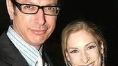 Jeff Goldblum with fiancee Catherine Wrenford, who appeared on Broadway in 42nd Street and Oklahoma!