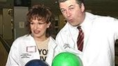 The View's Joy Behar and Twentieth Century star Alec Baldwin need no excuse to have fun.