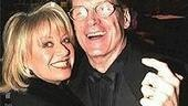 Elaine Paige steps out with original Sweeney Todd choreographer Larry Fuller.