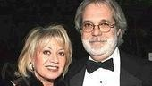 Elaine Paige with John Weidman. (They previously collaborated on Anything Goes in the U.K.)