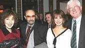 Legend line-up: Elaine May, Stanley Donen,Marlo Thomas and Phil Donohue.