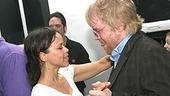 One, two, three... One, two, three...Rosie Perez and Philip Seymour Hoffman take a spin.