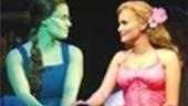 Kristin Chenoweth Leaves Wicked - cake