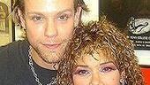 Daphne & Adam in Jersey - Adam Pascal - Daphne Rubin-Vega