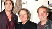 Tom Hewitt, Billy Crystal and Des McAnuff.