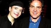 Jefferson Mays and Tim Sanford.