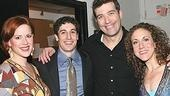 Modern Orthodox stars Molly Ringwald,Jason Biggs, Craig Bierko and Jenn Harris.