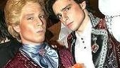 Kristoffer Cusick and Robb Sapp of Wicked teamed up as Siegfried and Roy.