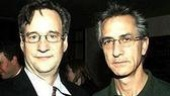 Stars John Rothman and David Strathairn.