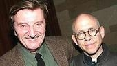 Romance stars Larry Bryggman and Bob Balaban.