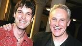 Broadway leading men Hugh Panaro and John Dossett.