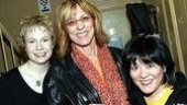 Celebs at Avenue Q - Jennifer Barnhart - Christine Lahti - Ann Harada