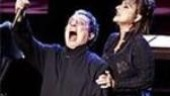 George Hearn &amp; Patti LuPone in the 2001 Sweeney Todd concert staging