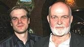 Who's Afraid of Virginia Woolf? star David Harbour and director Anthony Page.