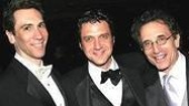 Robert Sella, Raúl Esparza and Chip Zien.