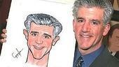 Dirty Rotten Scoundrels Sardi's Caricatures - Gregory Jbara