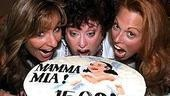 Mamma Mia 1500 Perfs - Judy McLane - Liz McCartney - Carolee Carmello