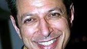The Pillowman star Jeff Goldblum.
