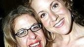 Jackie Hoffman and Jenn Harris.