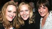 Songbirds Emily Skinner, Rebecca Luker and Patti LuPone.