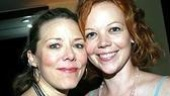 Kathryn Meisle and Emily Bergl