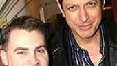 Michael Stuhlbarg &amp; Pillowman co-star Jeff Goldblum