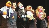 Avenue Q Vegas Opening - John Tartaglia - Brynn O&#39;Malley