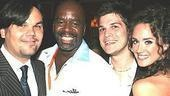 Avenue Q Vegas Opening - Robert Lopez - Ken Roberson - Stephen Oremus - Brynn O&#39;Malley